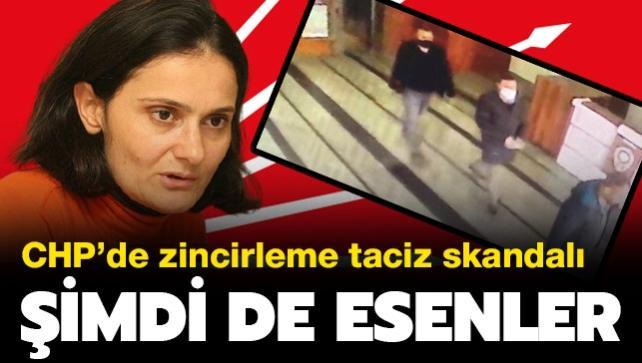 CHP'de zincirleme taciz skandalı... Şimdi de Esenler