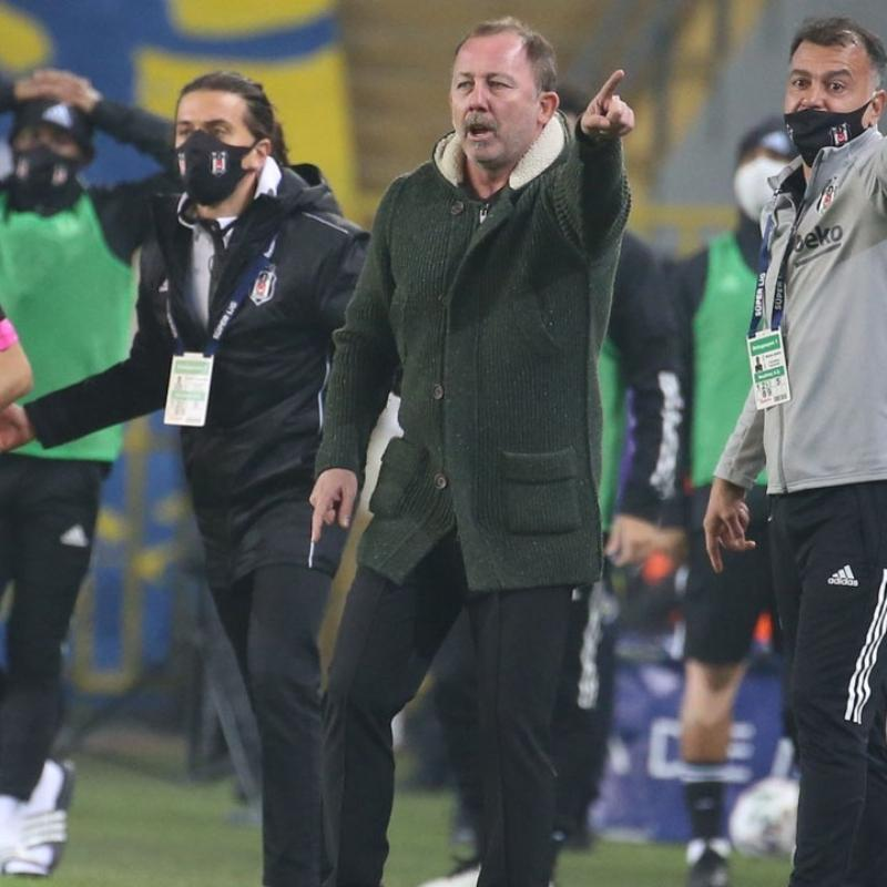 Beşiktaş cephesinden Sergen Yalçın ve Dorukhan açıklaması