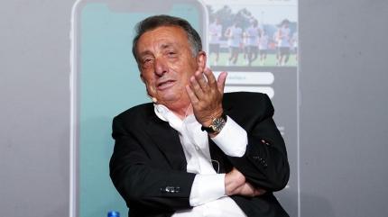 Ahmet Nur Çebi'den derbi hakemine eleştiri