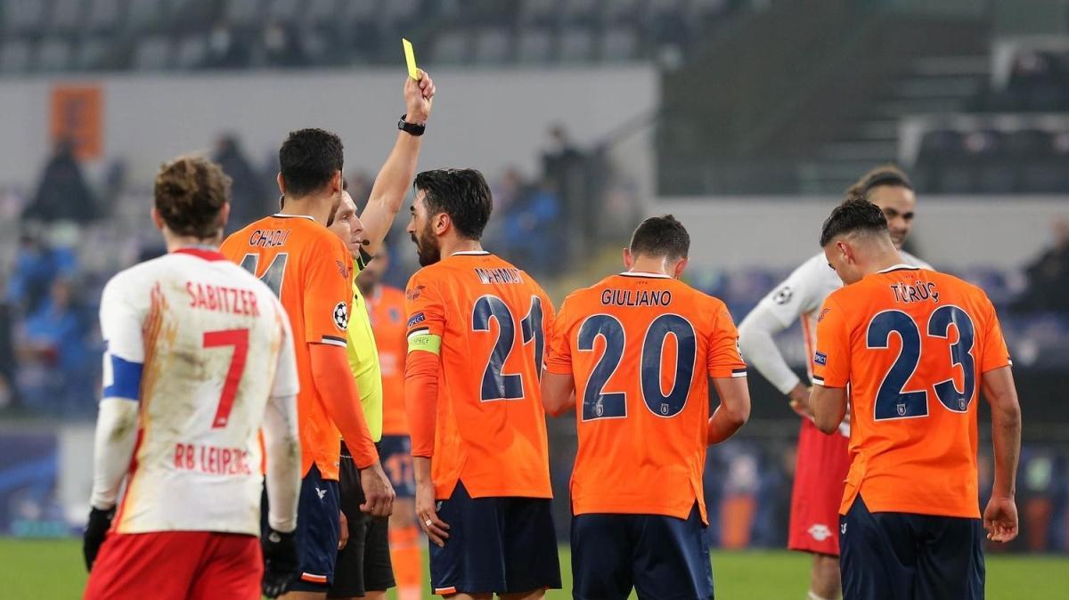 Başakşehir, Şampiyonlar Ligi'nde veda etti