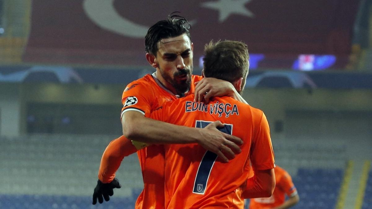 İrfan Can Kahveci, Şampiyonlar Ligi'nde hat-trick yapan 4. Türk futbolcu oldu