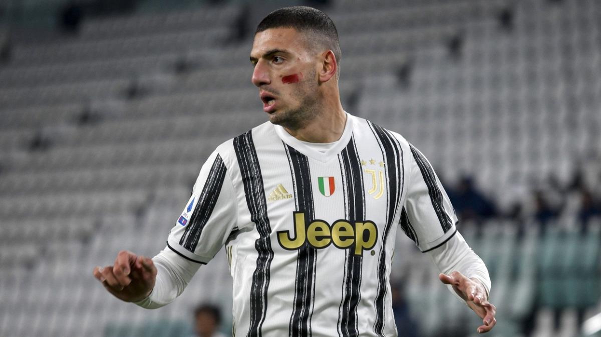 Juventus'ta Milli oyuncumuz Merih Demiral sakatlık geçirdi