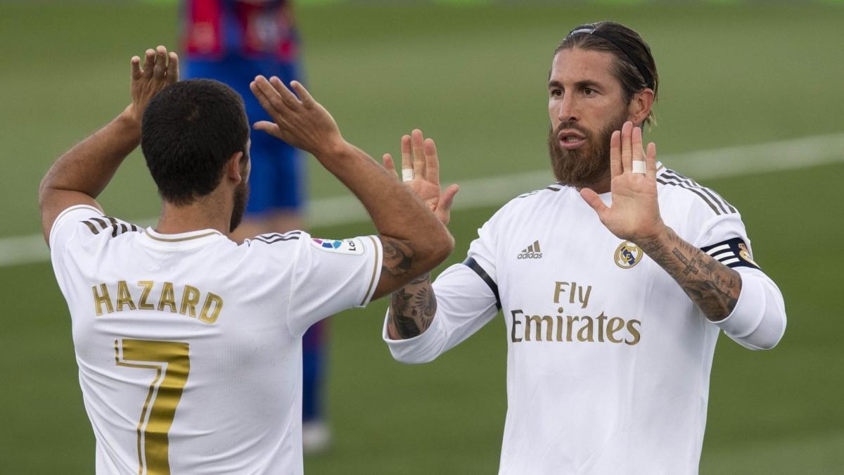 Koronavirüs, Real Madrid'i durduramadı
