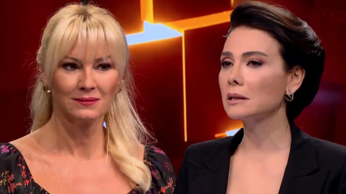 """Pınar Altuğ'dan olay açıklama! Burcu Esmersoy'un başlattığı polemiğe katıldı: """"Bizde para kocada durur"""""""