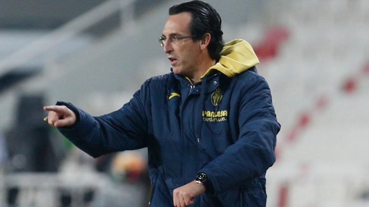 Unai Emery'den Sivasspor değerlendirmesi