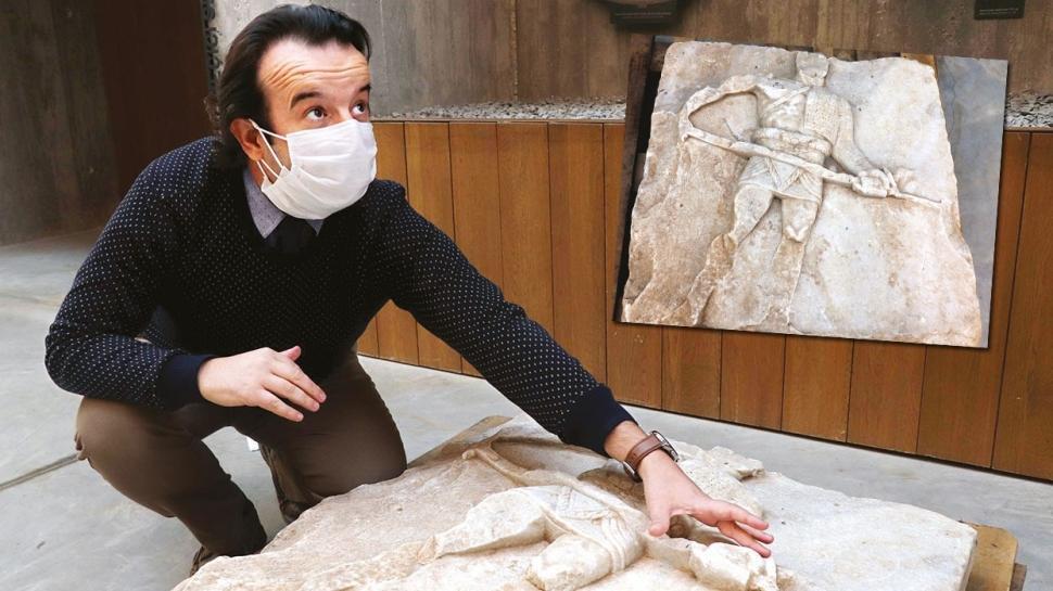 2 bin yıllık 'uzaktan dövüş' gladyatörü