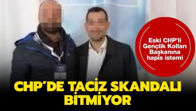 Eski CHP Ümraniye Gençlik Kolları Başkanına cinsel saldırıdan 5 yıla kadar hapis istemi