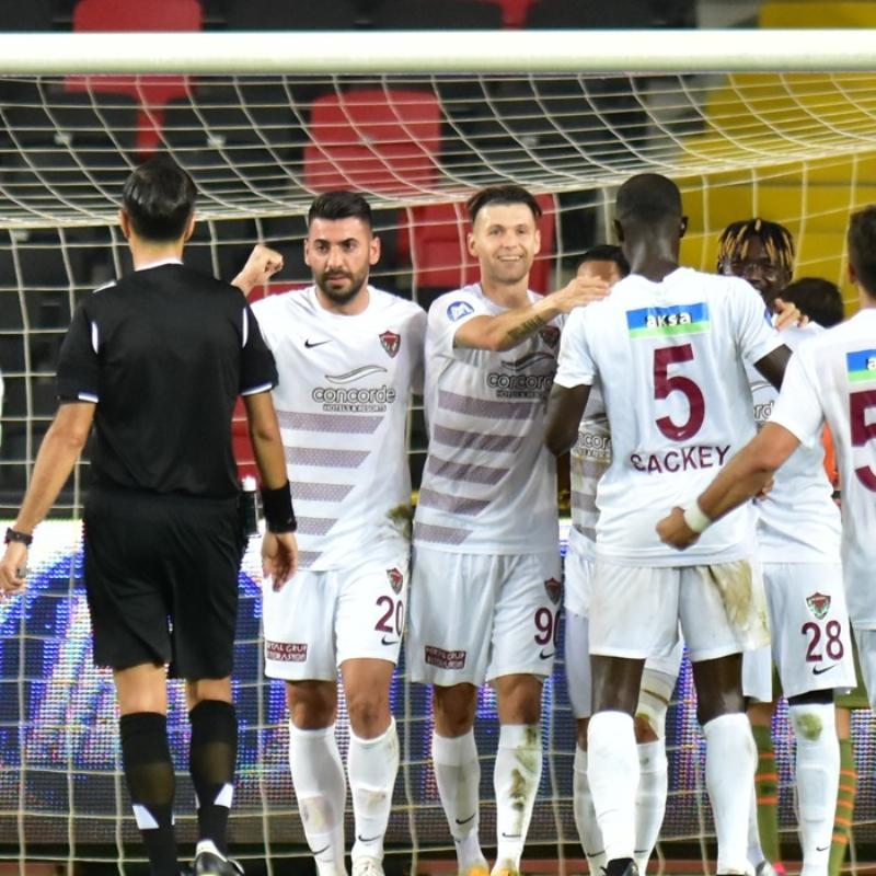 Hatayspor'a Galatasaray maçı öncesi koronavirüs şoku