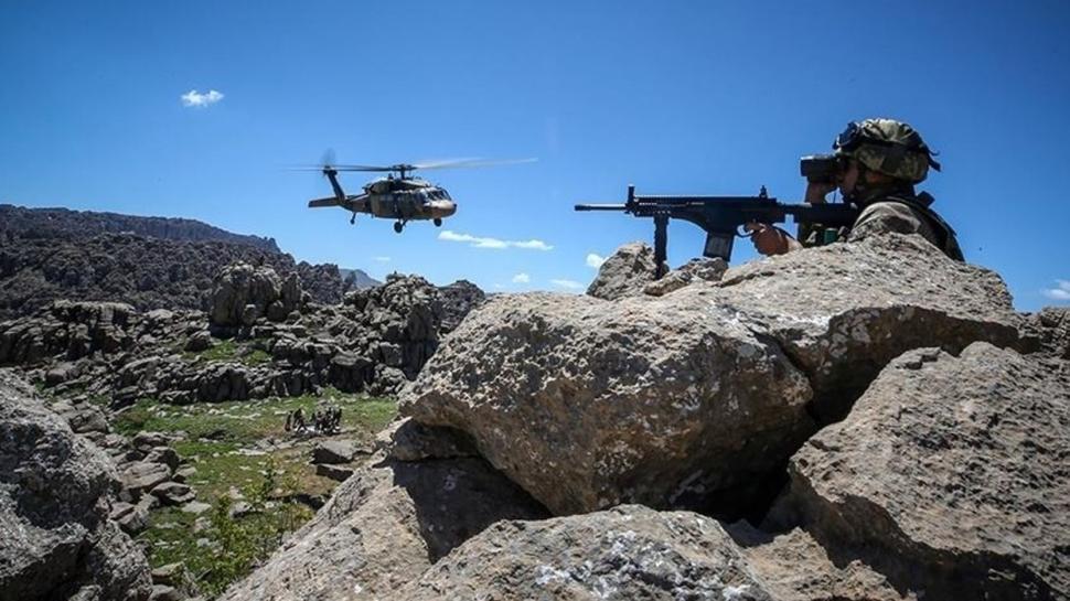 Son dakika haberi... Yıldırım operasyonlarında 148 terörist etkisiz hale getirildi