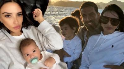 Arda Turan'dan eşi Aslıhan Doğan Turan'a: Hayallerimizi yaşayacağımız nice güzel seneler olsun sevgilim...