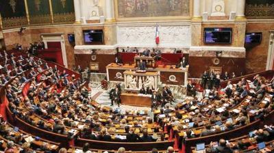 Fransa 'işgal devleti'ni tanıdı