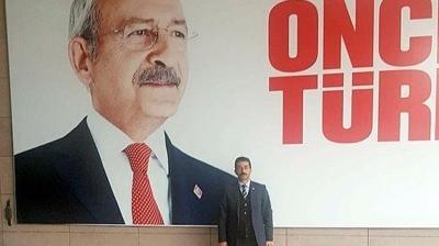 Rezalette son nokta: Tacizden hapis yatan CHP'li ilçe başkanı hala görevde