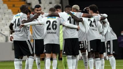 Beşiktaş'ın konuğu Kasımpaşa! Sergen'den sürpriz 11
