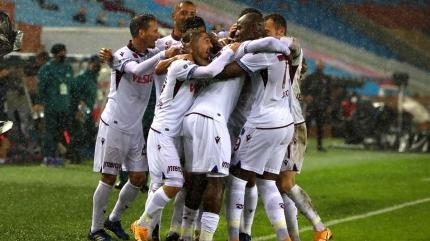 Trabzonspor bir ilk peşinde