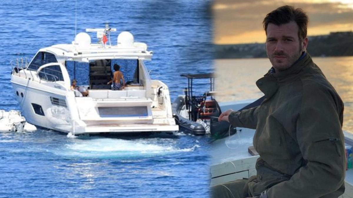 Kıvanç Tatlıtuğ milyonluk teknesini gözden çıkardı! Arayışa başladı