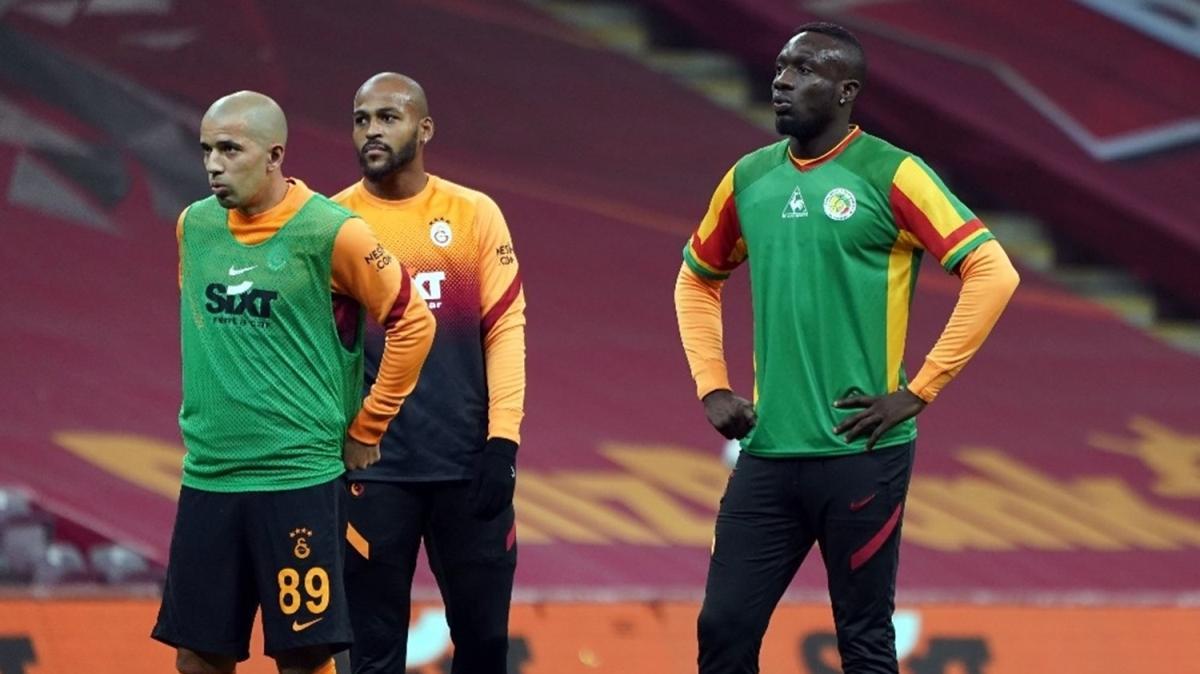 Marcao: Galatasaray'a çok teşekkür ediyorum