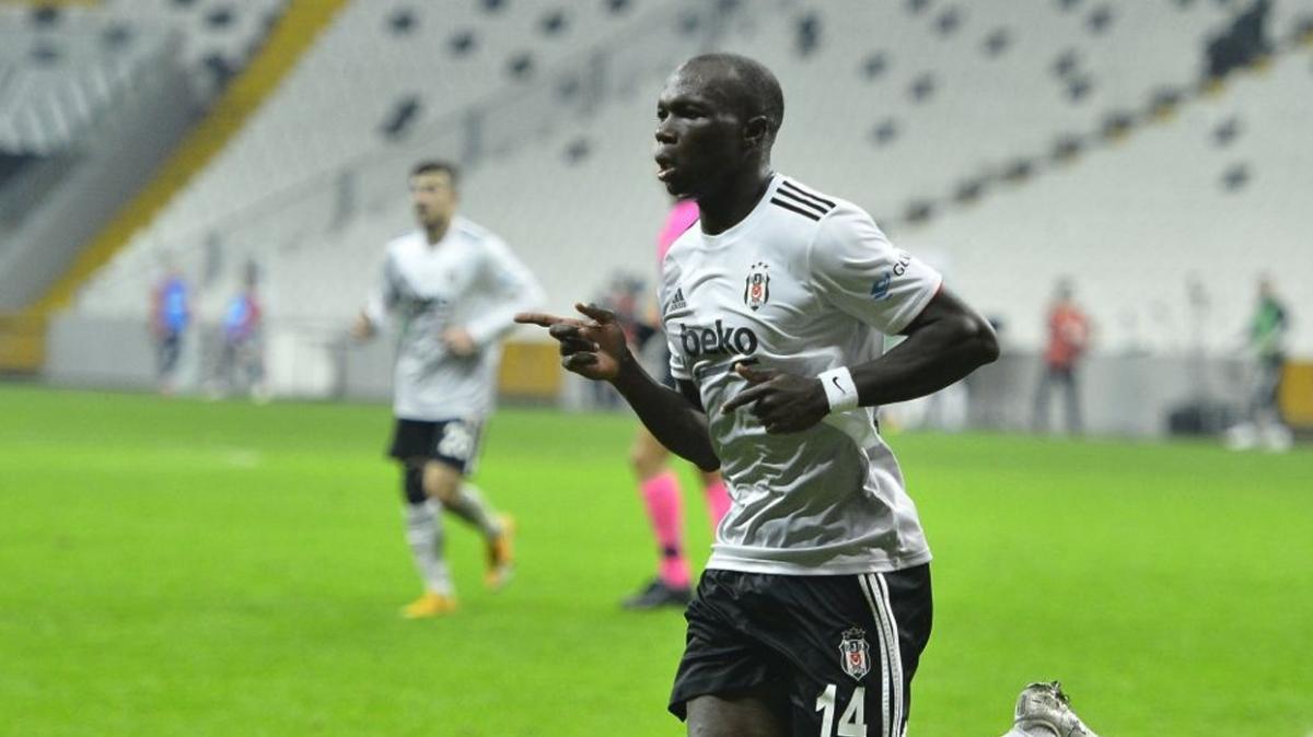 Vincent Aboubakar son haftalarda golleriyle uçuşa geçti