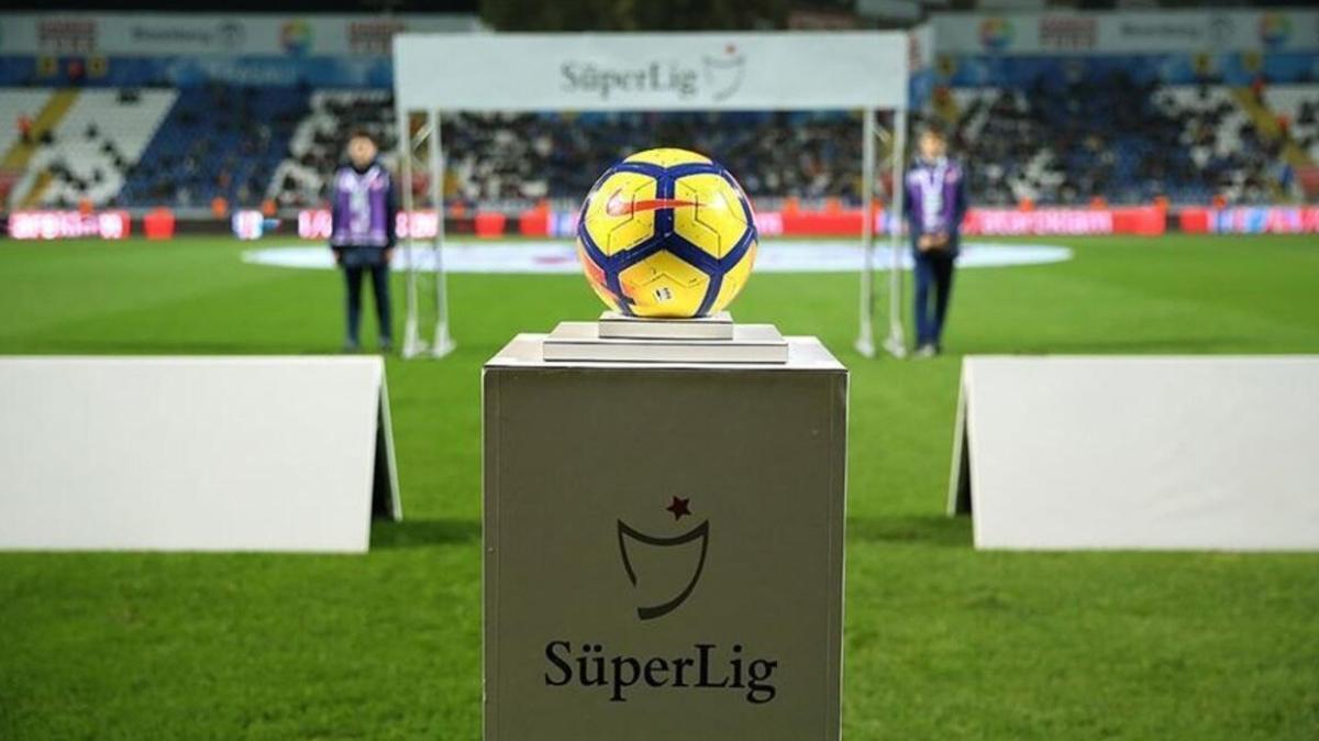 Süper Lig'de 12. hafta başlıyor