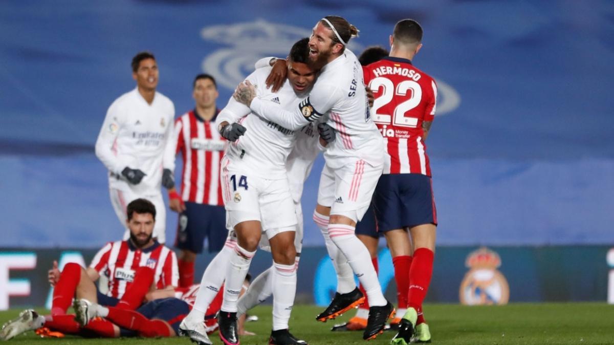 Zidane çıkışını devam ettiriyor! Derbide gülen Real Madrid...