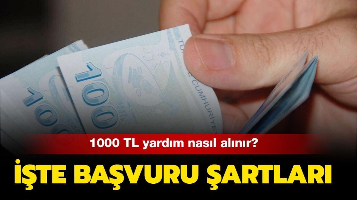 """Aralık ayı 1000 TL sosyal yardım  yattı mı"""""""