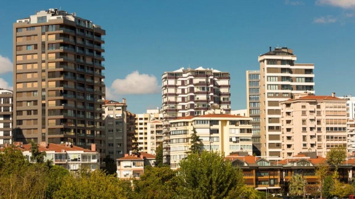 Türkiye'de kasım ayında 112 bin 483 konut satıldı