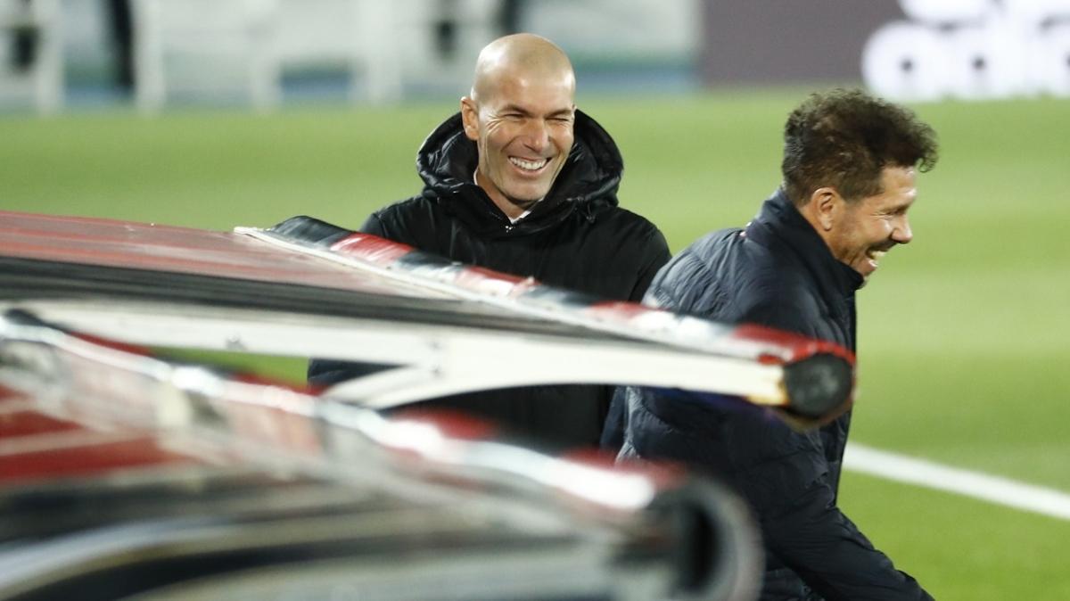 Zinedine Zidane ayrılık dedikodularını defetti