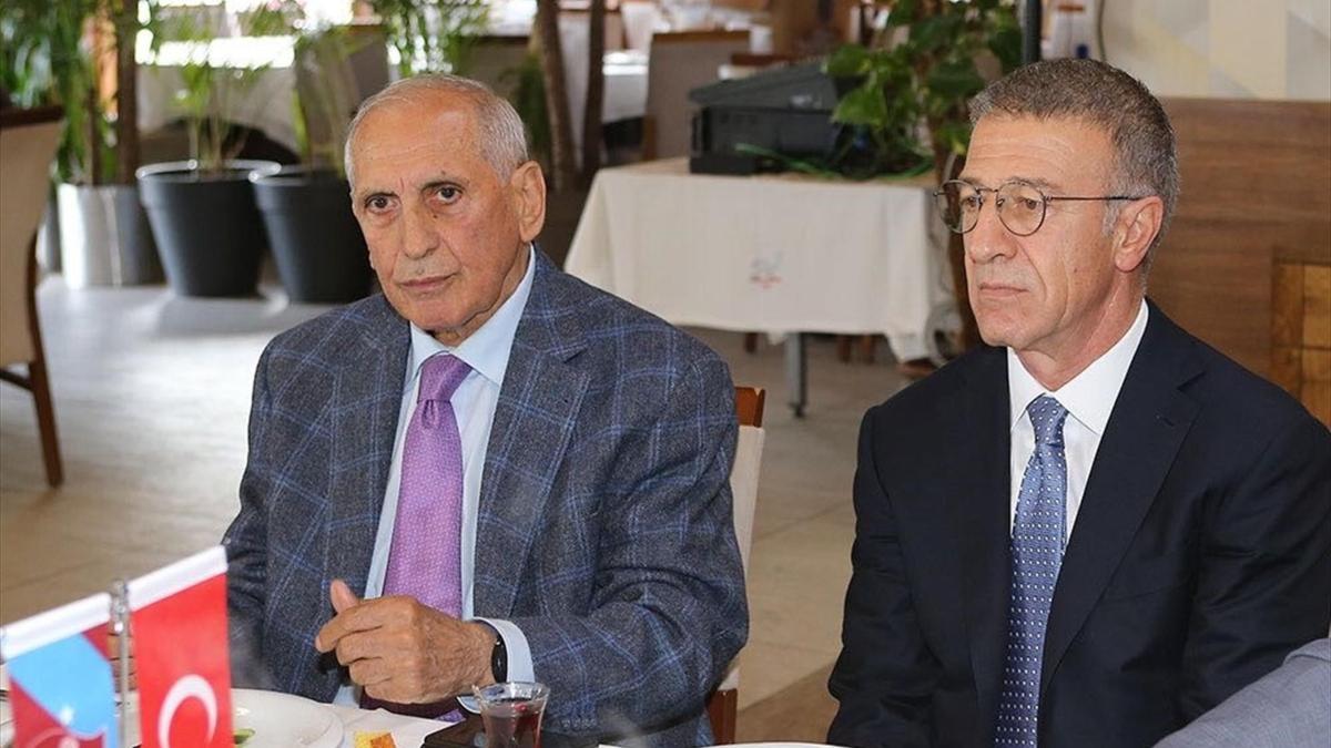 Ahmet Ağaoğlu: Efsanemizi kaybettik