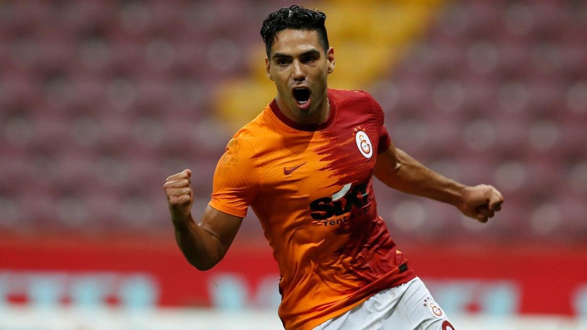 """Galatasaray'da Radamel Falcao oynayacak mı"""" Son durum belli oldu"""