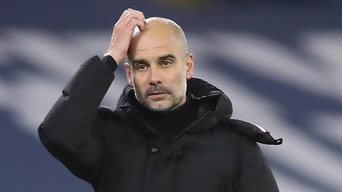 Pep Guardiola: Devre arasında forvet transferi yapmayacağız