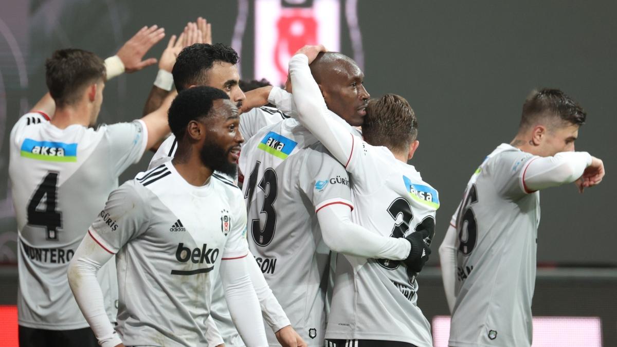 Beşiktaş ile Ankaragücü 103. kez