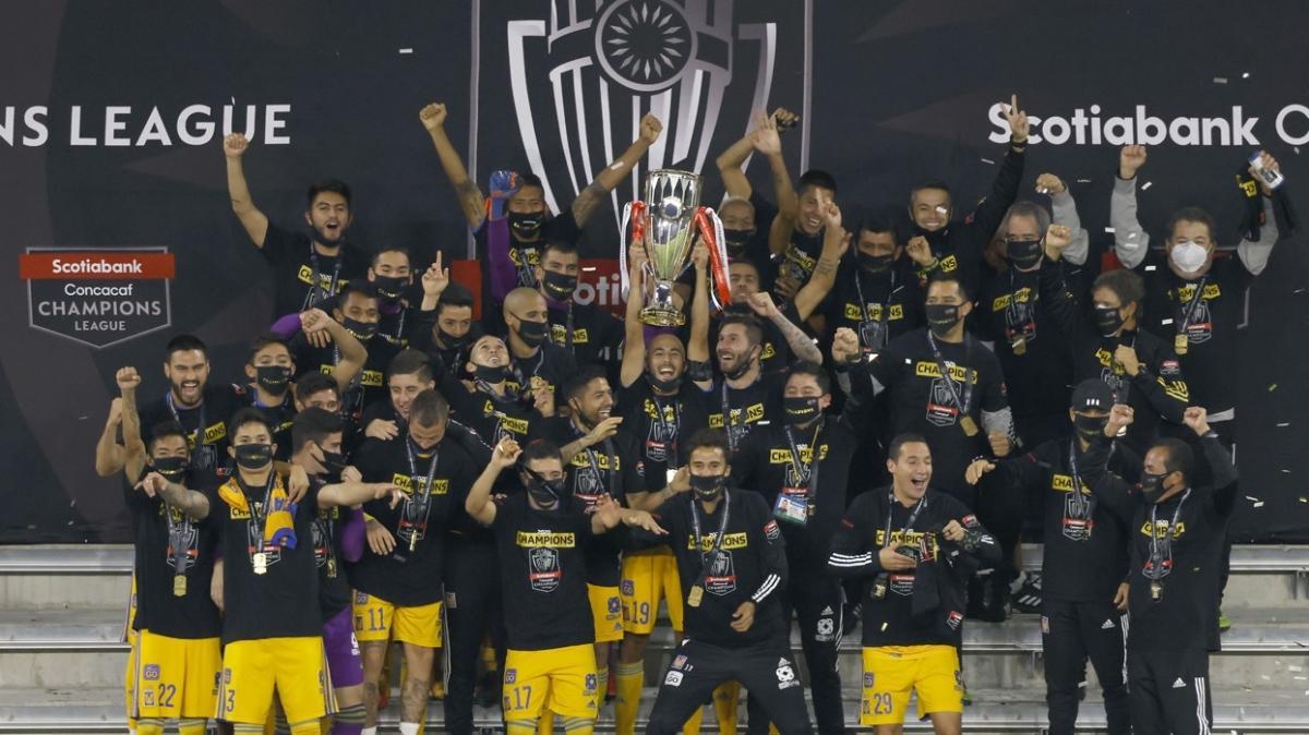 CONCACAF Şampiyonlar Ligi'nde Tigres şampiyon oldu
