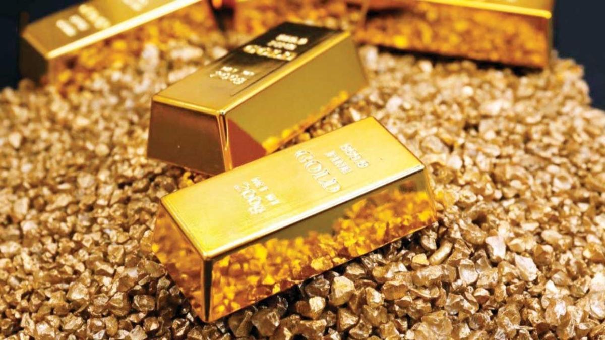 Gazdan sonra yılın 2. müjdesi... 6 milyar dolarlık altın rezervi keşfi