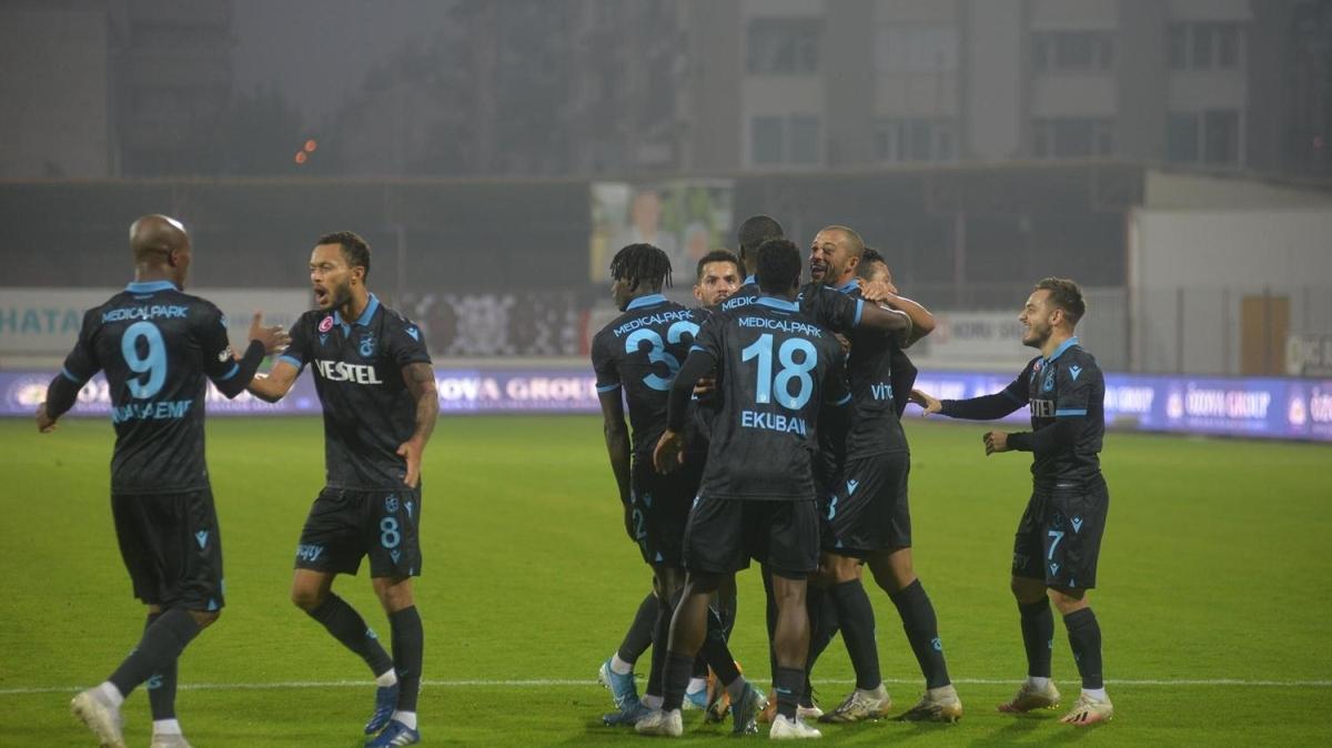 Trabzonspor'da Avdullah Avcı farkı