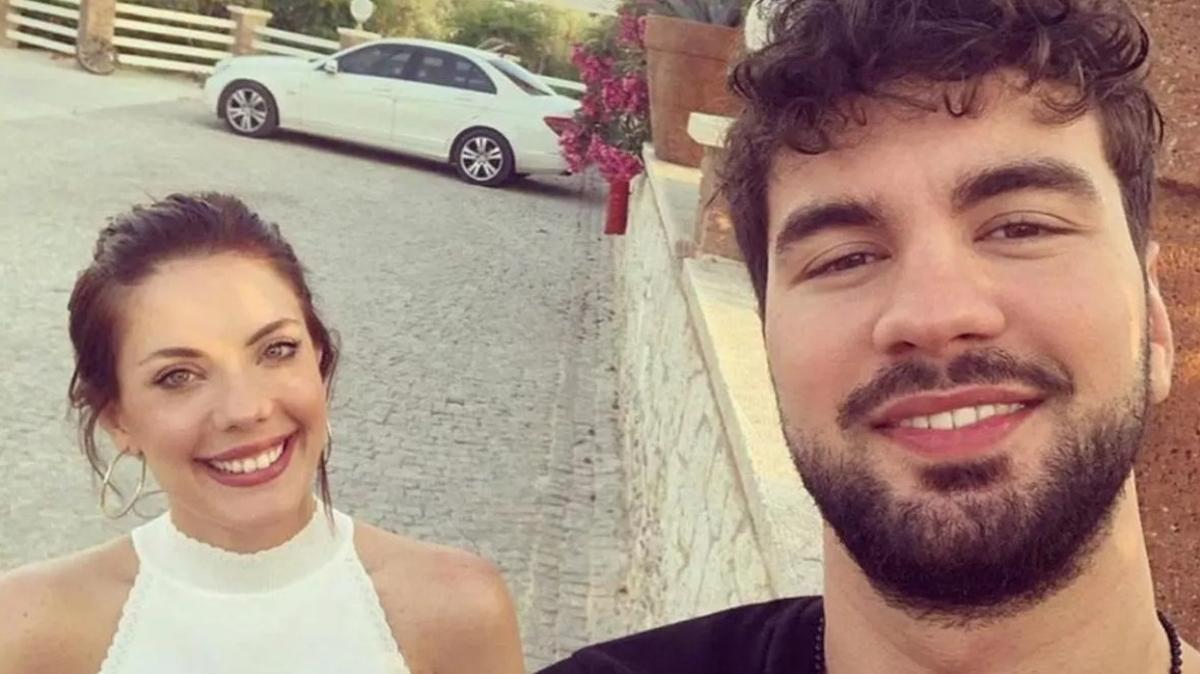 Yasak Elma'nın Yıldız'ı Eda Ece sevgilisi Buğrahan Tuncer'le aynı eve taşındı