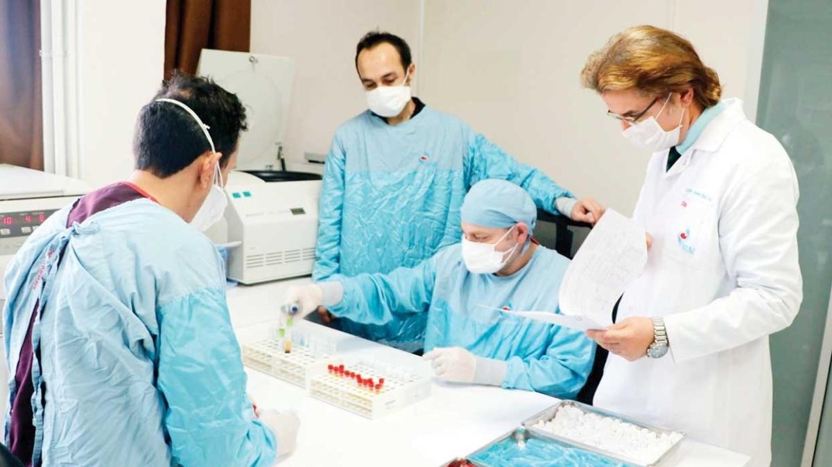 Yerli aşı 25 Aralık'ta gönüllülere yapılacak
