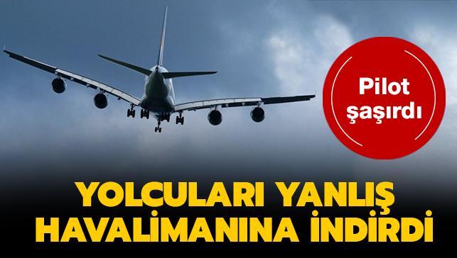 Nepal'de ilginç olay... Pilot, yolcuları yanlış havalimanına indirdi
