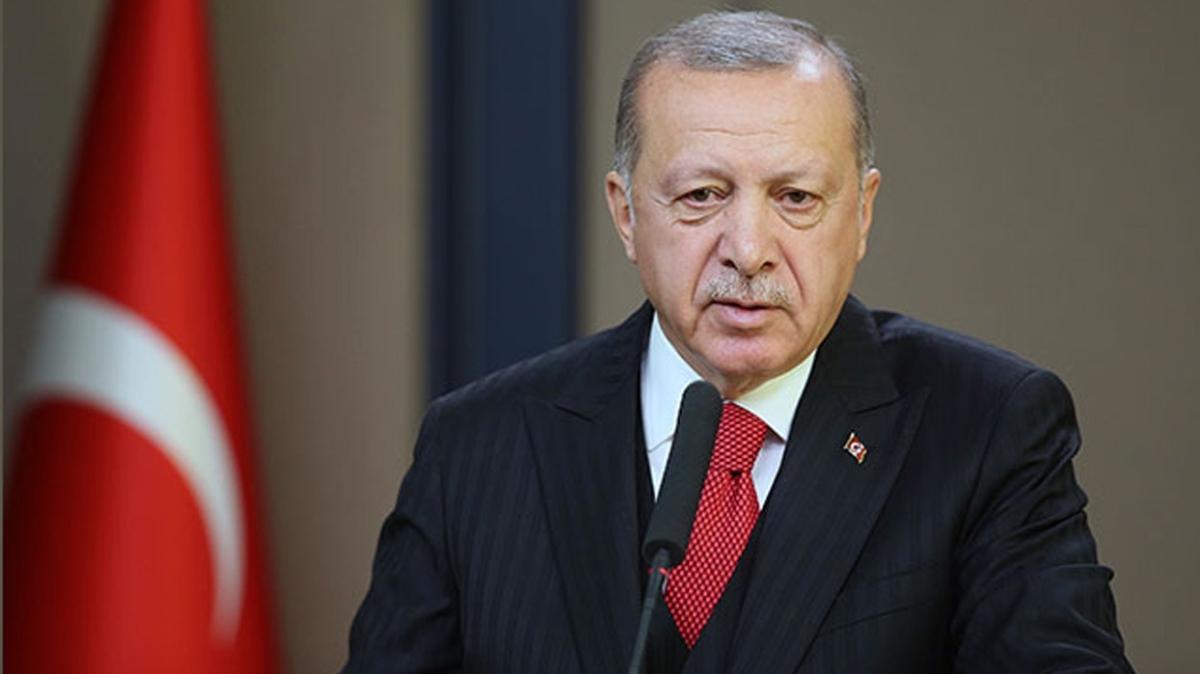 Başkan Erdoğan'dan 24 Aralık Noel Yortusu mesajı