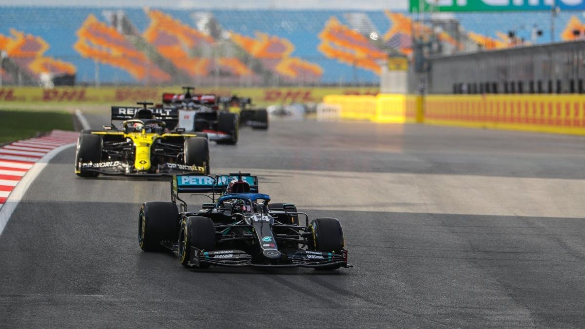 Bu gurur Türkiye'nin! Formula 1'de en iyi yarış Türkiye GP'si seçildi