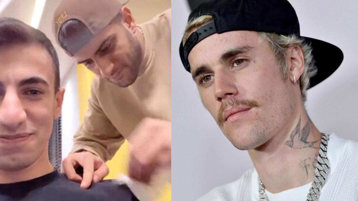 Justin Bieber'dan Reynmen'in arkadaşına şoke eden mesaj! 'Umarım bunu yapmayı bırakırsın'