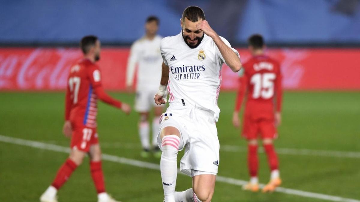 Real Madrid galibiyet serisini sürdürüyor