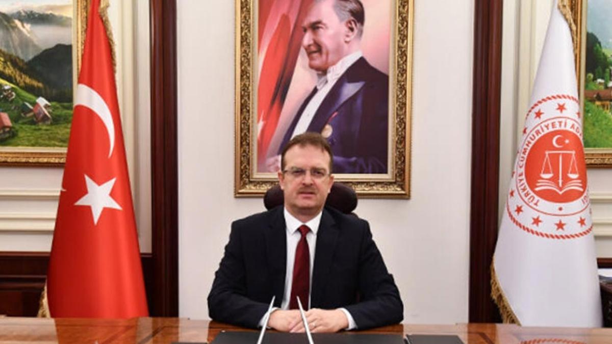 """Şaban Yılmaz kimdir"""" İstanbul Cumhuriyet Başsavcısı Şaban Yılmaz kaç yaşında, nereli"""""""