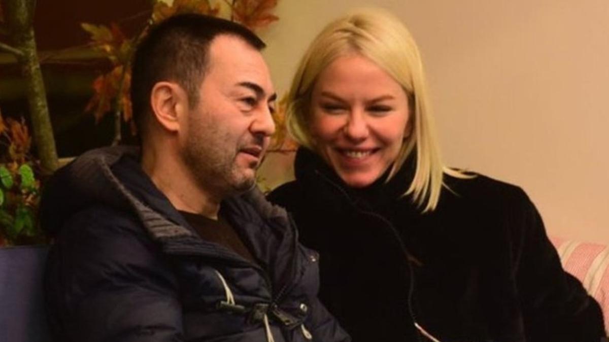 Serdar Ortaç tepki çekti! Vatandaşa kızdı sevgilisine izin verdi