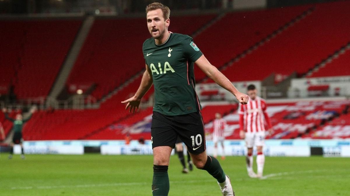 Tottenham İngiltere Lig Kupası'nda adını yarı finale yazdırdı