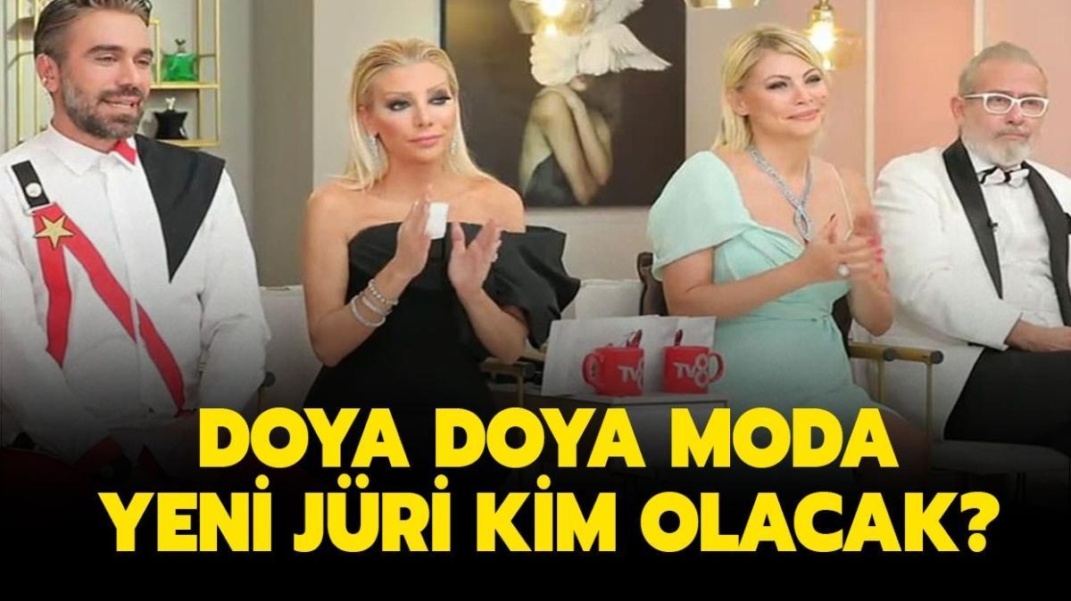 """Doya Doya Moda yeni jüri kim olacak, belli oldu mu"""" Kemal Doğulu'nun yerine kim gelecek"""""""