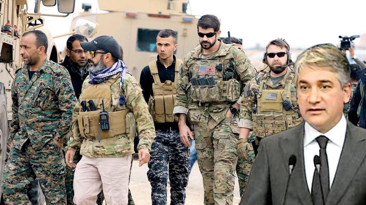 PKK'ya karşı yardım için hamisini çağırdılar