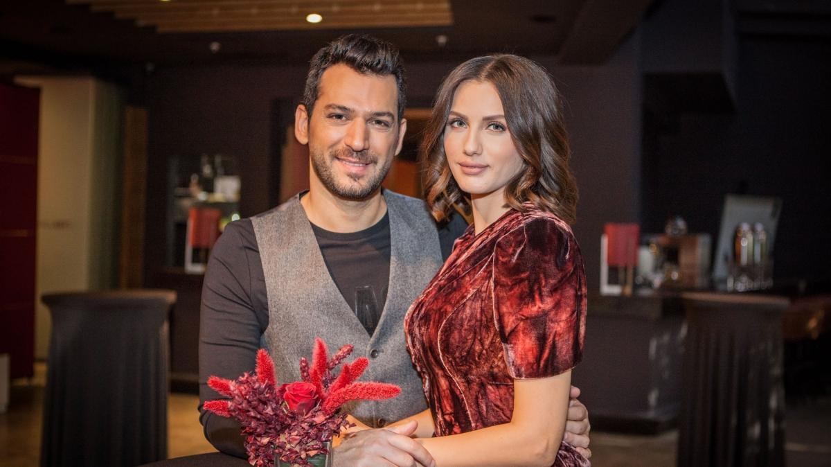 Ramo'nun yıldızı Murat Yıldırım'dan romantik paylaşım! Böyle kutladı