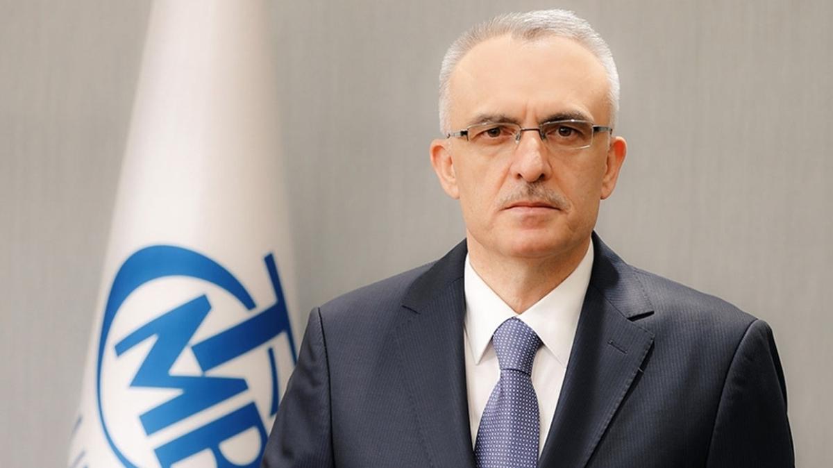 Son dakika haberi: Merkez Bankası Başkanı Ağbal'dan enflasyon vurgusu