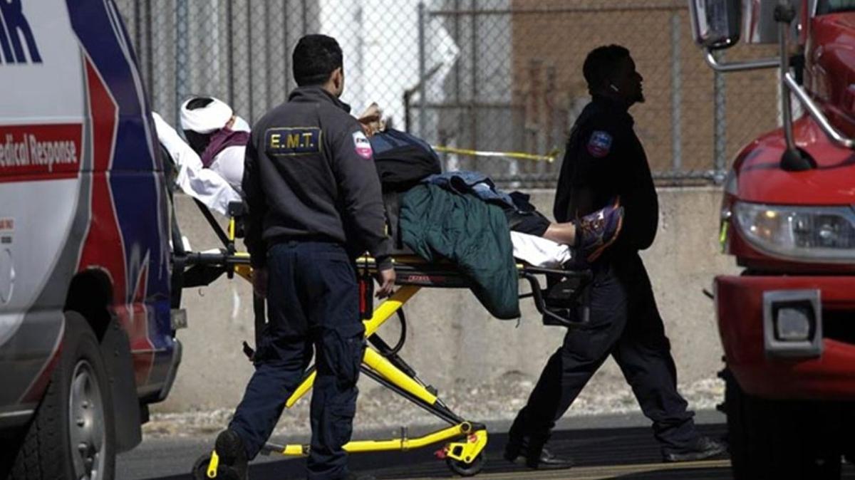 Son dakika haberleri... ABD'de koronavirüsten son 24 saatte 2 bin 753 hayatını kaybetti