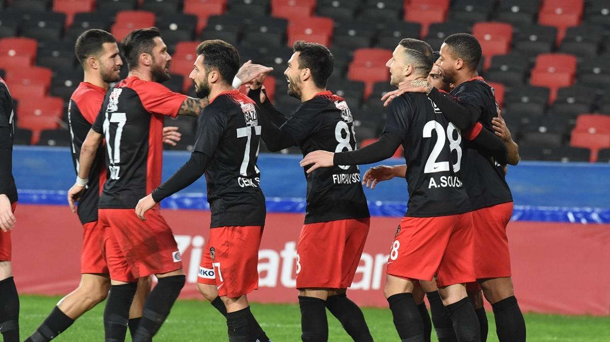Son haftaların flaş takımı Gaziantep FK, gözünü Alanyaspor'a dikti