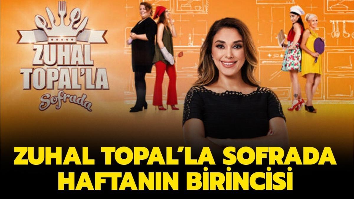 "Zuhal Topal'la Sofrada 25 Aralık birincisi kim"" Zuhal Topal'la Sofrada haftanın kazananı belli oldu!"